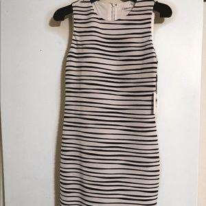 New Calvin Klein body con dress.